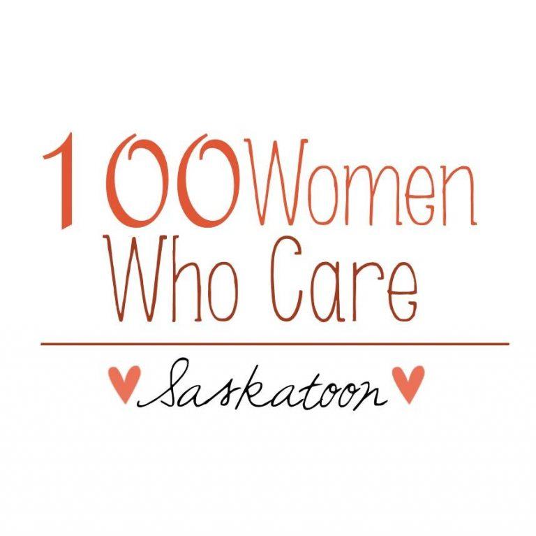 Thank you to 100 Women Who Care Saskatoon!