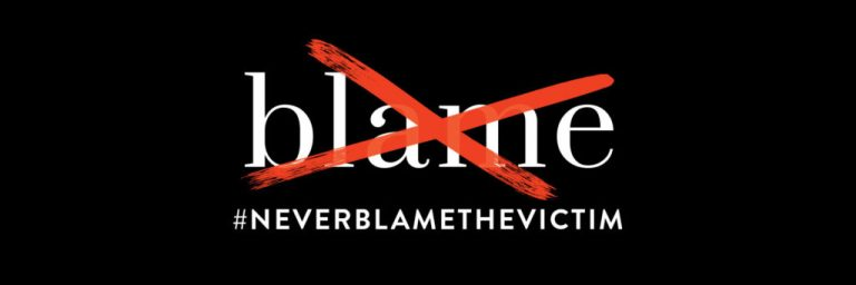 Never Blame the Victim: Taking a Stand Against Sexual Assault