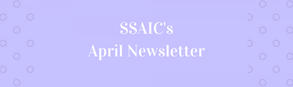 SSAIC April Newsletter