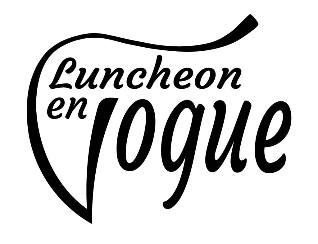 Luncheon en Vogue Logo