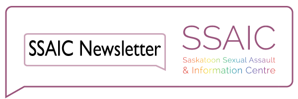 SSAIC newsletter header